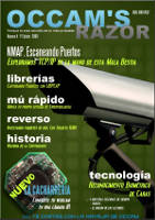 Occams Razor 04 portada