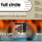 Revista Full circle nº 7 disponible