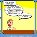 Humor, Tira Linux Hispano, Requisitos