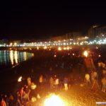 La noche de San Juan en A Coruña