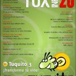 Revistas Tux Info 20 y Espirito Livre 6