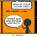 Humor, Tira Linux Hispano, Destination