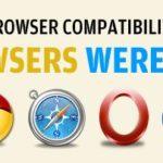 Si los exploradores web fueran famosos