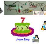 Septimo aniversario del Blog Jvare