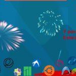 Feliz 2015 con GNU/Linux en tu pc
